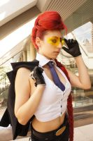 Crimson Viper 4 by LordliCosplay