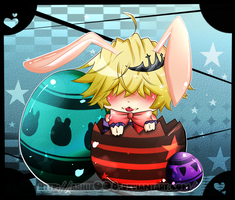 KHR: Prince The Easter Bunny by Abhie008