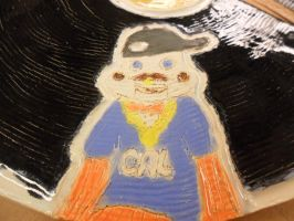 Clay Plate 2 : Lil Cal by shadowdriver3