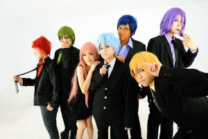 Generation Of Miracles Suit Version by sharuruka