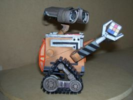 Walle-E Papercraft 4 by Neolxs