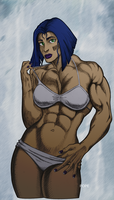 Syra color by hulkdaddyg