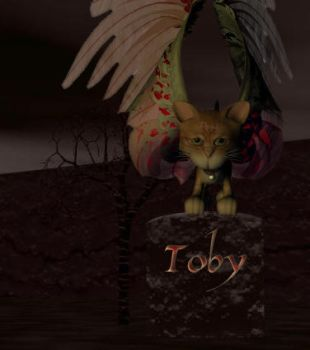 Halloween Toby by pogostick