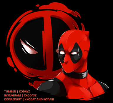 Deadpool by xKoday