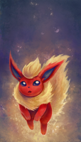 Flareon by Nepharus