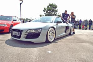 RACEISM Event 2014 - Audi R8 by 2micc