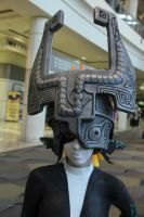 Midna Close Up by Pixelosis