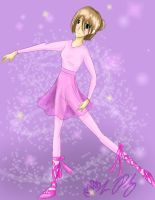 Ballerina by TheReza13
