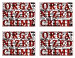 Organized Crime 2 Printable Sticker Sheet by ApoplecticPress