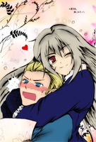 Nyo Prussia x Doitsu by CrazyCherry-0