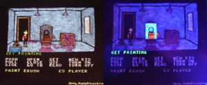 Black Velvet Maniac Mansion by Clockworkalien