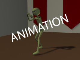 Martial Arts Animation by lisarts