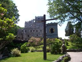 William Gillette's Castle by misskitty1260
