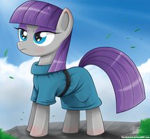 Maud -Profile- by The-Butch-X
