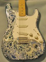 My First Electric Guitar by psychedelics