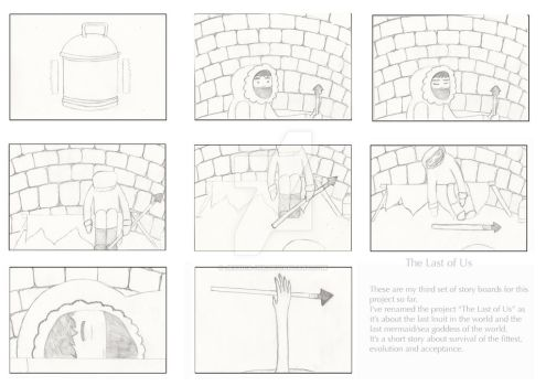 project atlas story board part 1 by Jessica-Ink