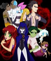 What sins are made of... by teentitans
