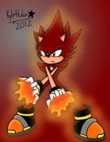 Super Nick The Hedgehog 1 by kyleultra128