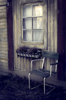 HDR: Wood and vignette by sarahkb
