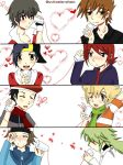 PKMN say I love you.. by Starmallow