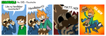 EWCOMIC No. 198 - Moustache by eddsworld