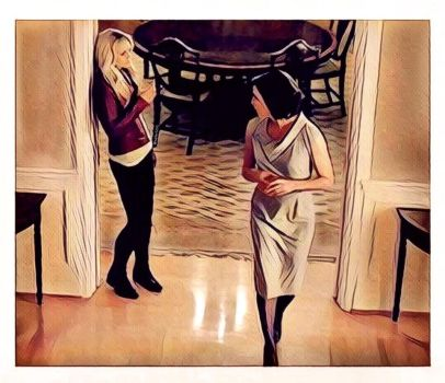SwanQueen  by nafer1235