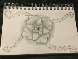 Five Layered Flower by TinyMythicals