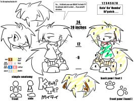 How 2 Draw Tei - Mini-Guide by tei