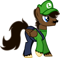 Other Year of Luigi Collab Entry by Ciezure