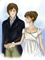 Tribute to Pride and Prejudice by Emiriic