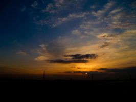 Sunrise in Japan 1 by levi88