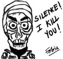 Achmed. by Fobeea