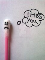I Miss You by laracoltt