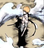 To save rukia by alby90th