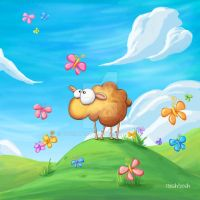 Wallo The Sheep v3.2 by Tooshtoosh