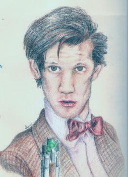 Eleven by thewaterproofrobot