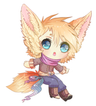 Adopt Fennec fox open (your Prices) by SasoriScorpion