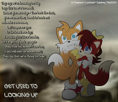 Sonic: Tails x Fiona vs. the world by LuLuLunaBuna