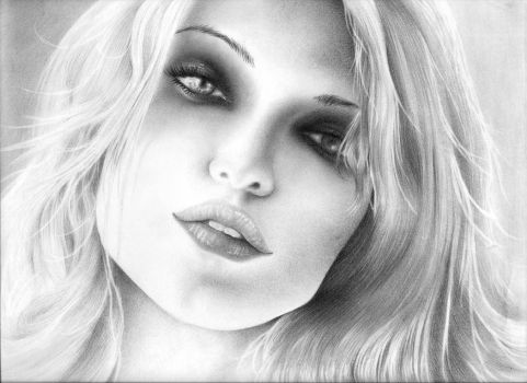 Ivana Milicevic by CHOP47