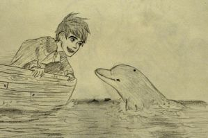 Dolphins by dewdrop34