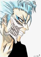 Grimmjow by SteveShadow