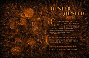 Hunter and Hunted by GuacamoleOg