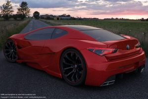 bmw gt sexy design by andreas-m3