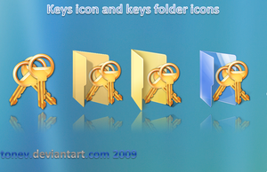 stack of keys by tonev