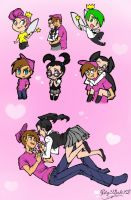 Have a Fairly Odd Valentine's Day! by Ang3lBabe1527