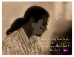 MJ Greeting Card 3 of Series 2 by syah-mj