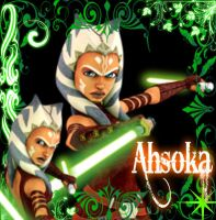 Ahsoka by Chrisily