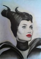 Maleficent pastel by Jess-needs-username