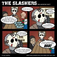 The Slashers 38 by crashdummie