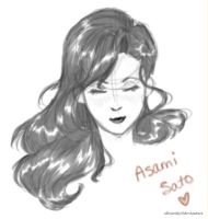 More Asami Cuz She's Awesome by olivarchy